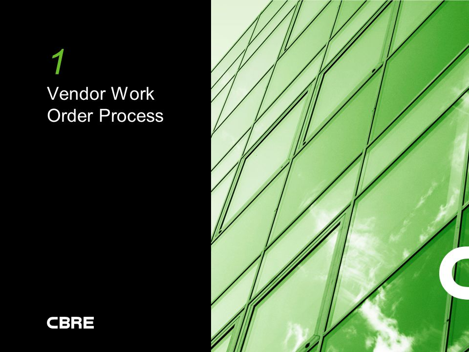 © 2013 CBRE | CONFIDENTIAL & PROPRIETARY | Page 24Prepared for AT&T Mobility Virtual Credit Account Vendor Letter Payments remitted to vendors through VCA Program Suppliers must have capability to process/receive a credit card payment.