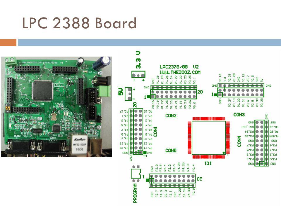 LPC 2388 Board