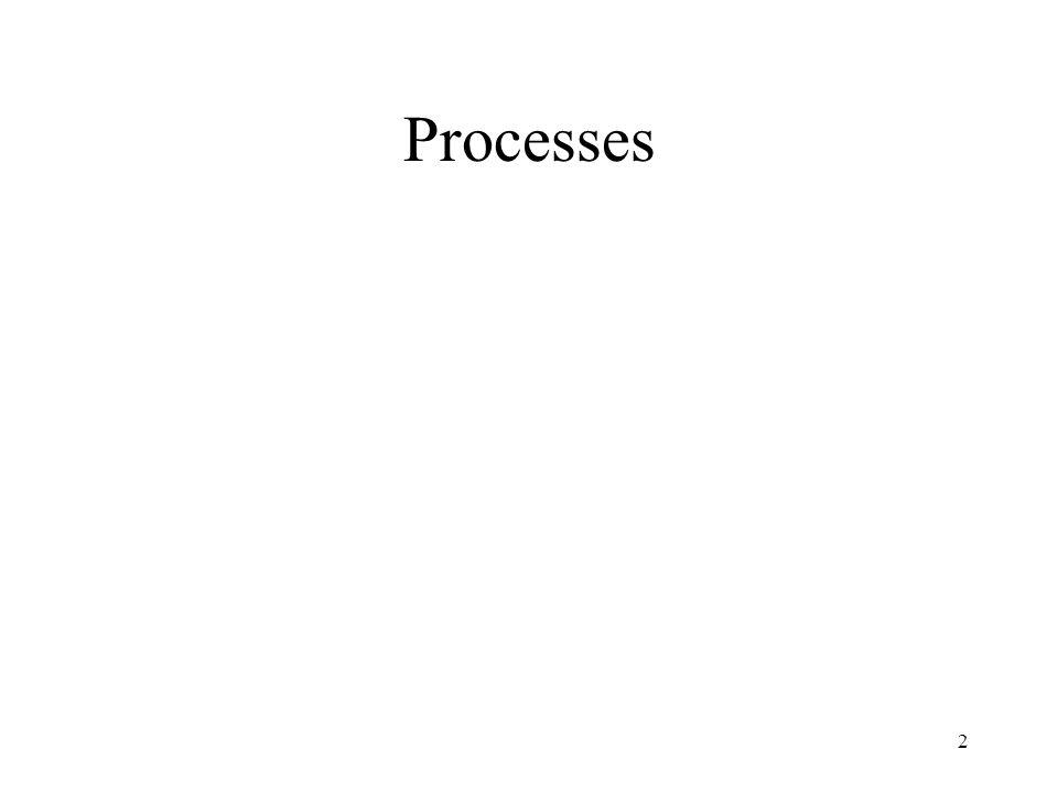 Processes 2