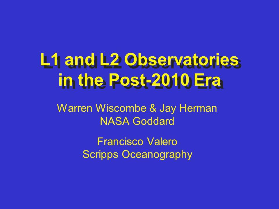 23 JunIGARSS 20022 Multiple Vantage Points (from NASA's Earth Science Vision) L1 Observatories Molniya Orbit GEO L2 Observatories Polesitter balloons