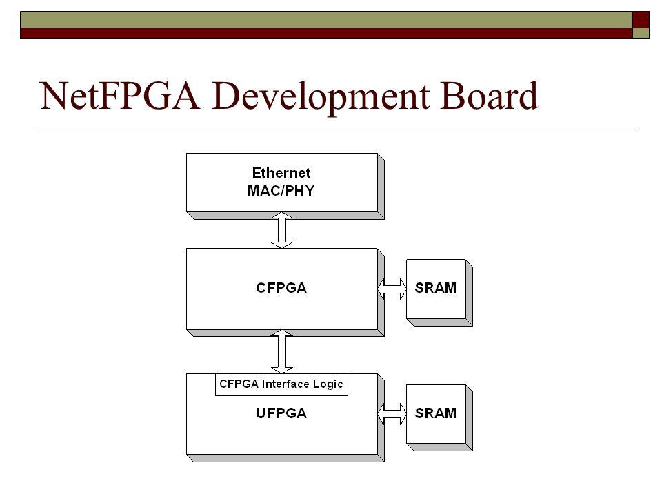 NetFPGA Development Board