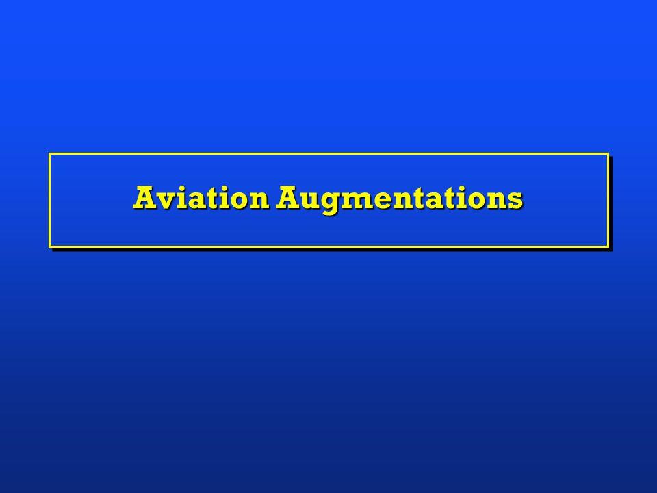 Aviation Augmentations