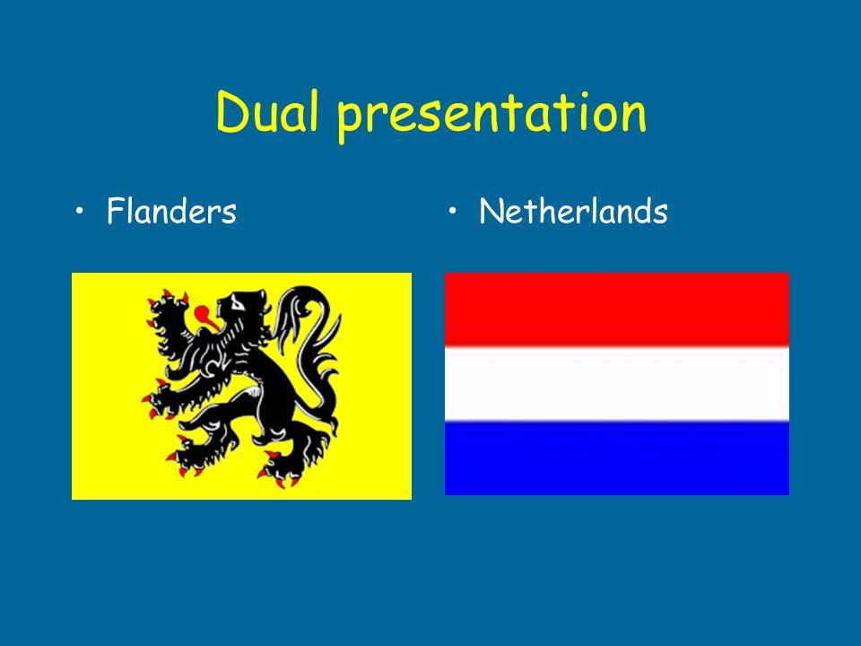 Dual presentation FlandersNetherlands