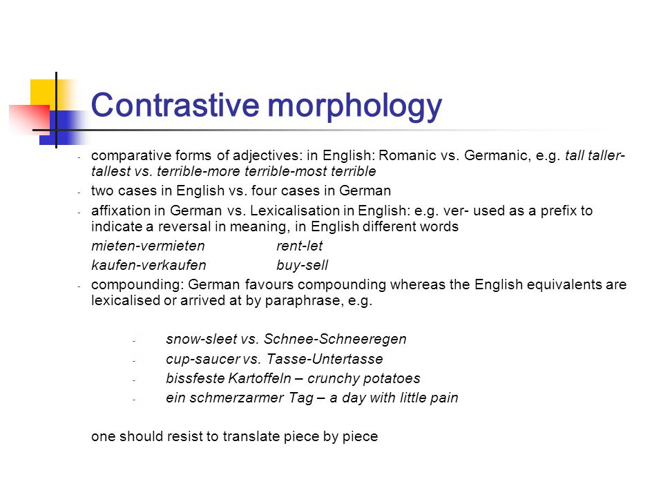 Contrastive Phonology - tradition of incorrect pronunciation, e.g. /berlin vs. ber/lin; pronounced consistently in an incorrect manner - transfer from