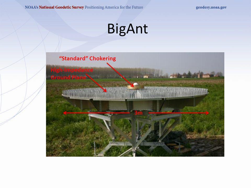 BigAnt 3m Standard Chokering High-Impedance Ground Plane