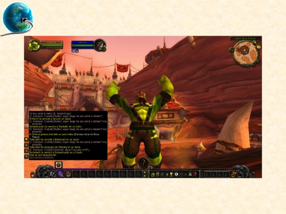 Put WoW screen shot here