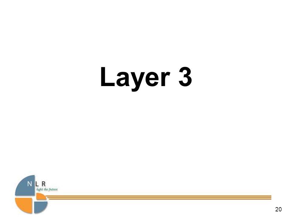 20 Layer 3