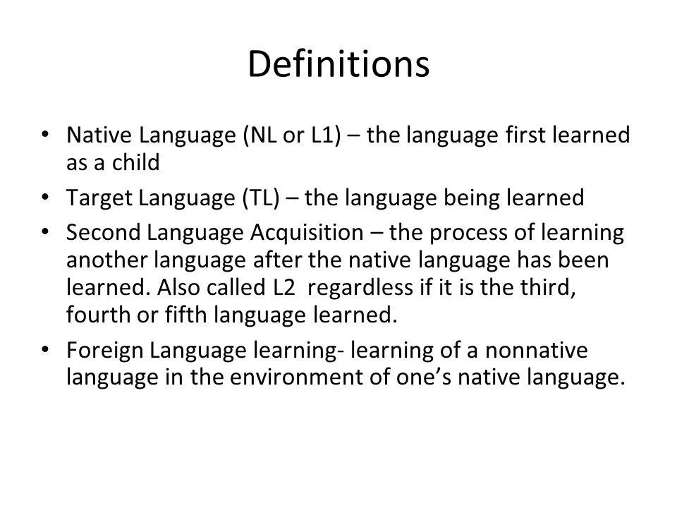 What is SLA.