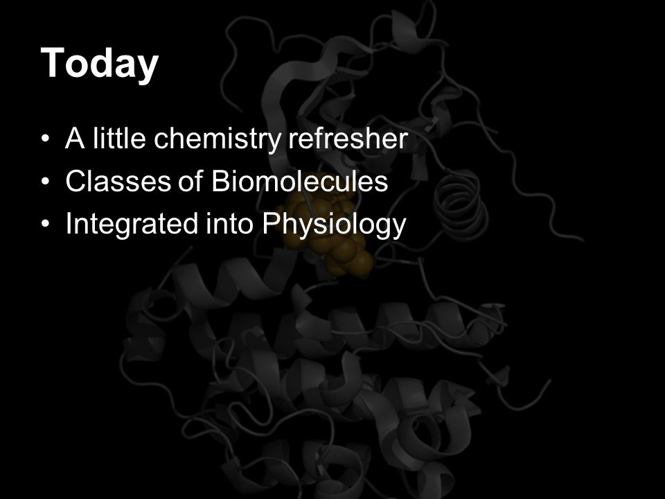 Chemistry Refresher Chemistry: –the science concerned with the composition, behavior, structure, and properties of matter, as well as the changes it undergoes during chemical reactions Biochemistry: –how chemistry works in biological models i.e.
