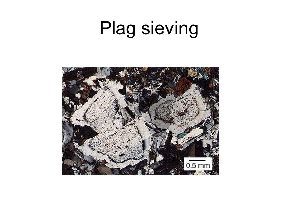Plag sieving