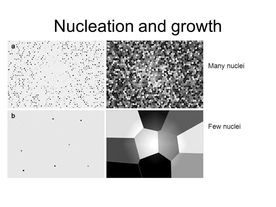 K-feldspar accumulation (flow segregation?)