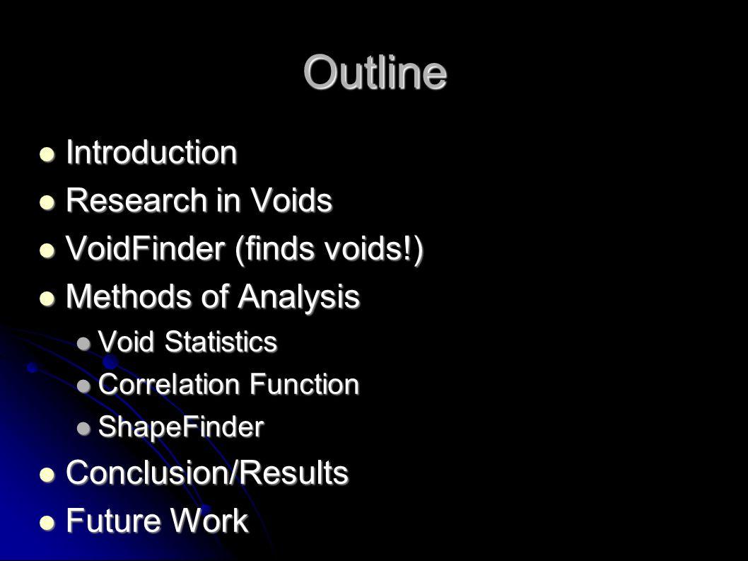 ShapeFinder Defined by Sahni et al.(1998) to assess shapes of objects Defined by Sahni et al.