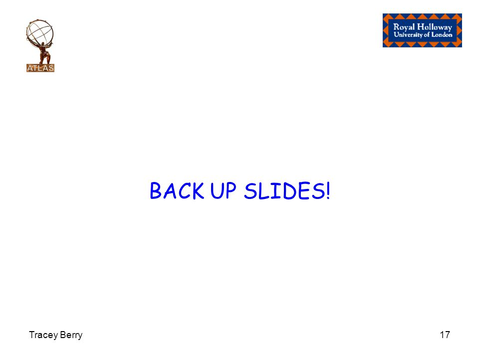 Tracey Berry17 BACK UP SLIDES!