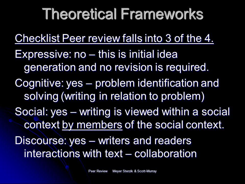 Peer Review Meyer Sterzik & Scott-Murray Putting it all together