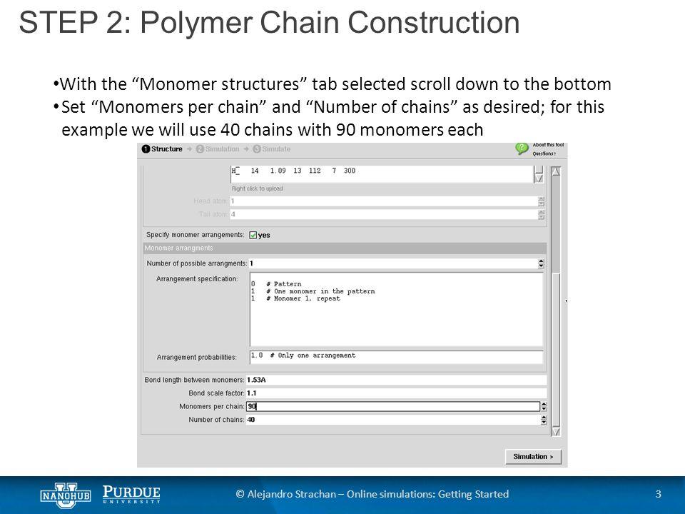 STEP 12: Plotting Density vs.