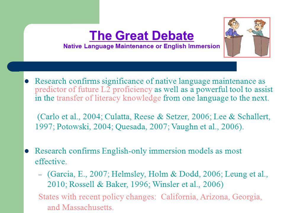 References Carlo, M.S., August, D., McLaughlin, B., Snow, C.