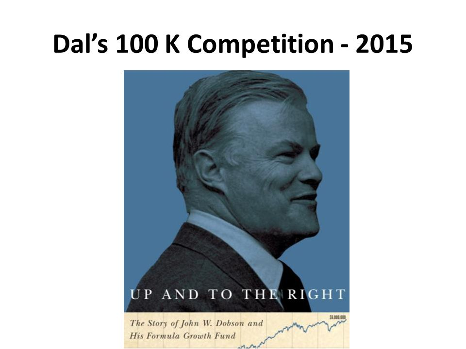 Dal's 100 K Competition - 2015