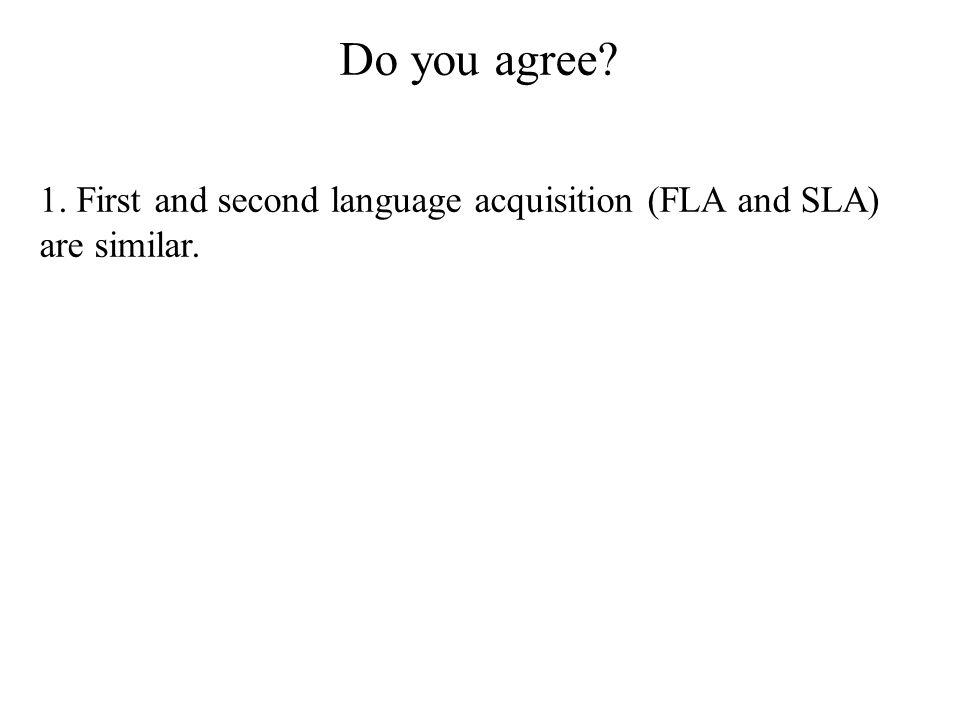 Ellis (2008: 55, 56) lists the principal findings of EA studies as follows: 1.