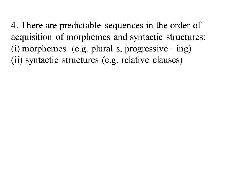 Learnability.