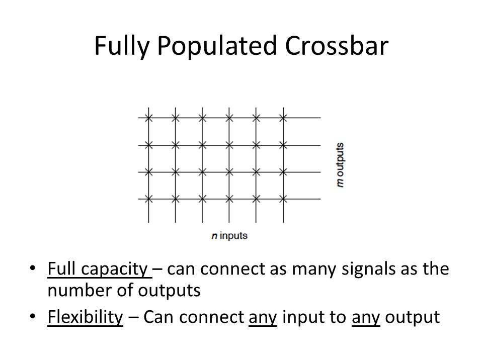 The Bottom Line… Who cares… – Theoretical properties are cute – Actel/Microsemi did not use these crossbars in their FPGAs Practical observation… – The cheaper you make the intra-cluster routing crossbar, the more expensive the global routing…