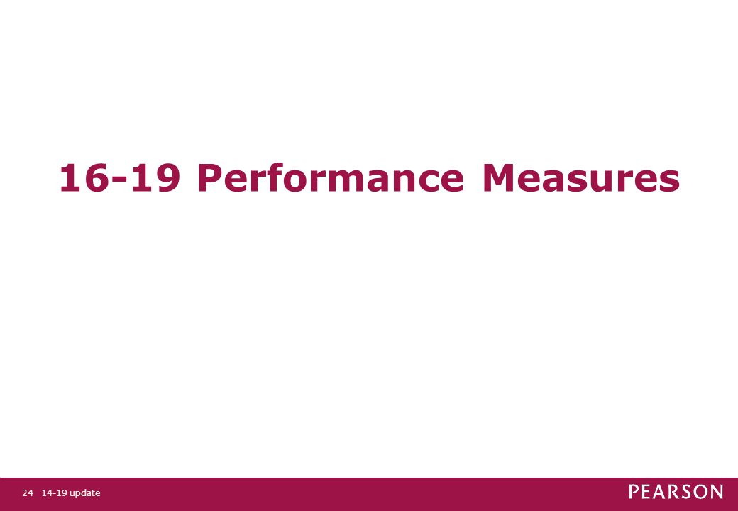 14-19 update Performance Measures