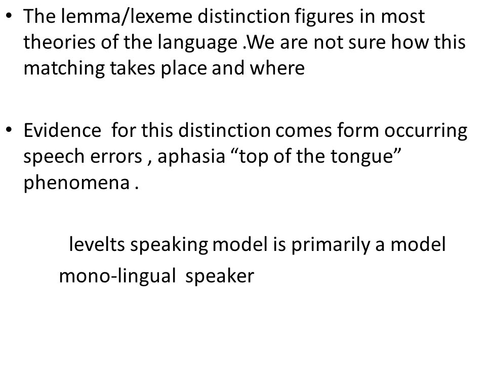 Poulisse mentions following factors that have to be taken into account if we want to turn monolingual into bilingual.
