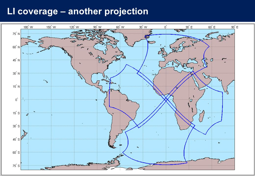 7 LI coverage – another projection