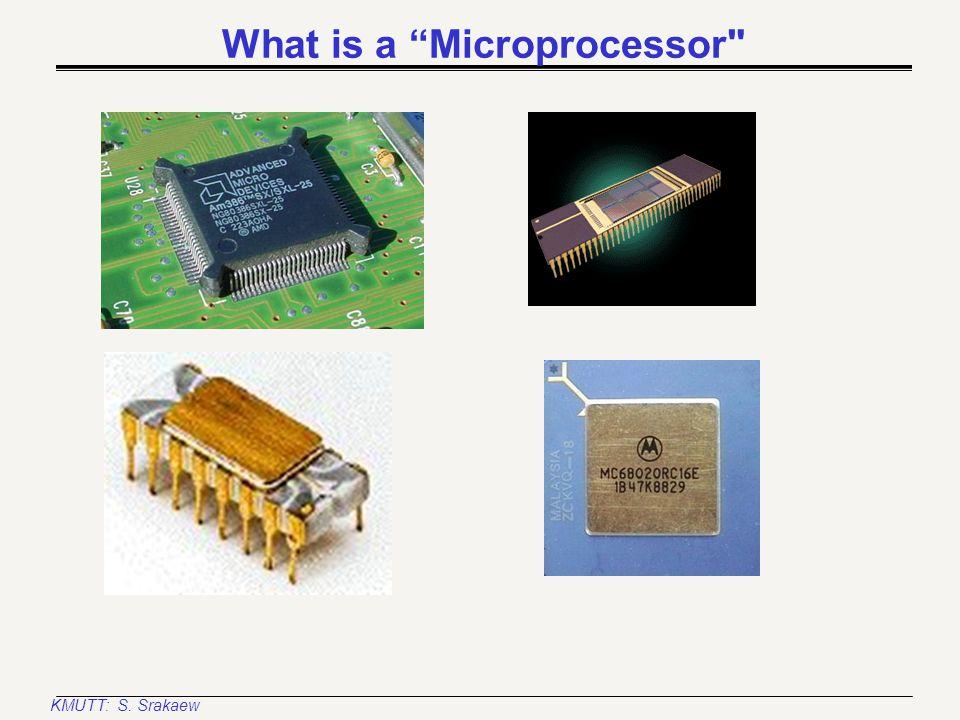 KMUTT: S.Srakaew Motorola 68040 Floating point unit Integer unit Data address unit Instr.