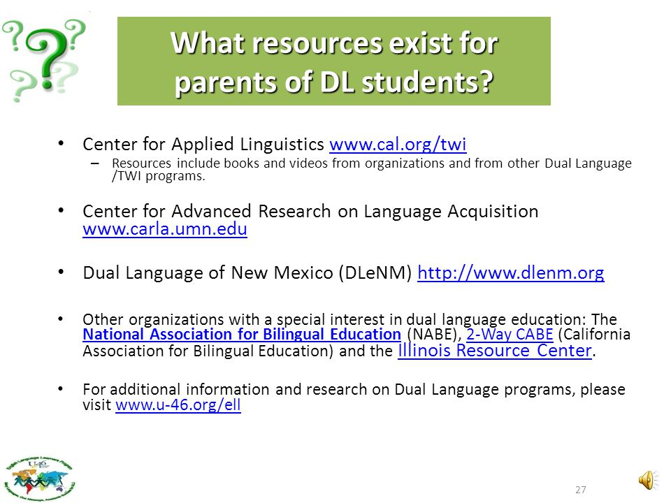 What is the deadline to submit the Dual Language Interest Form? – Deadline for parents to submit the Dual Language Interest Form is Friday, January7,