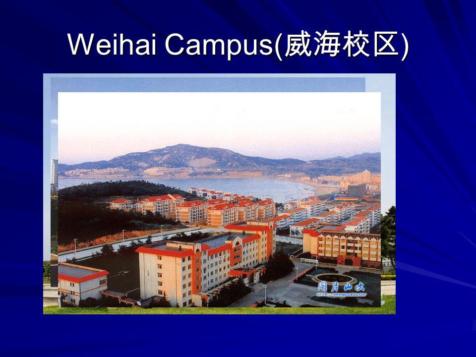 Weihai Campus( 威海校区 )