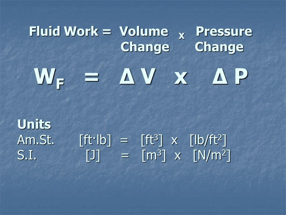 Unit 2 - Subunit 2 Fluid Work