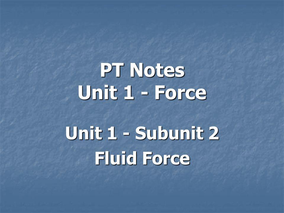 Torque = Force x Lever Arm T = F x L Units Units Am.