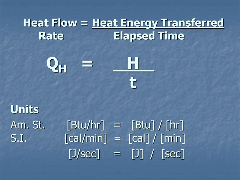 PT Notes Unit 3 – Rate Unit 3 - Subunit 4 Thermal - Rate