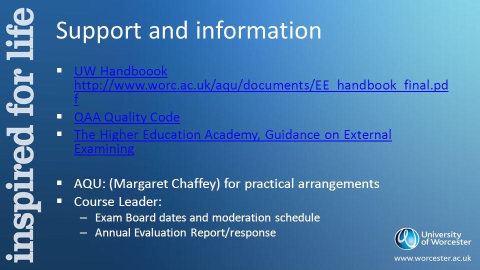 Regulatory Frameworks  Undergraduate Regulatory Framework (URF)  Postgraduate Regulatory Framework (PRF)