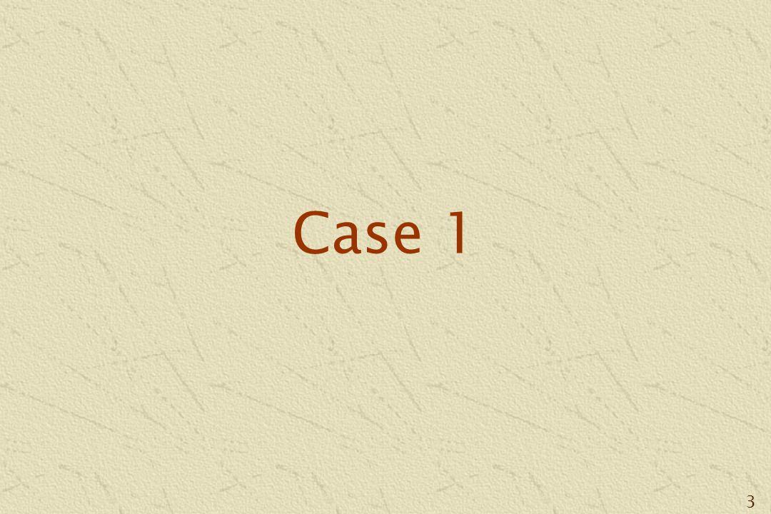 3 Case 1