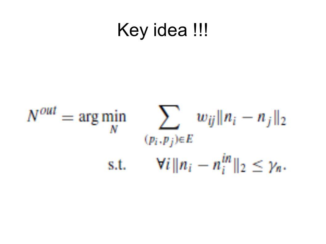 Key idea !!!