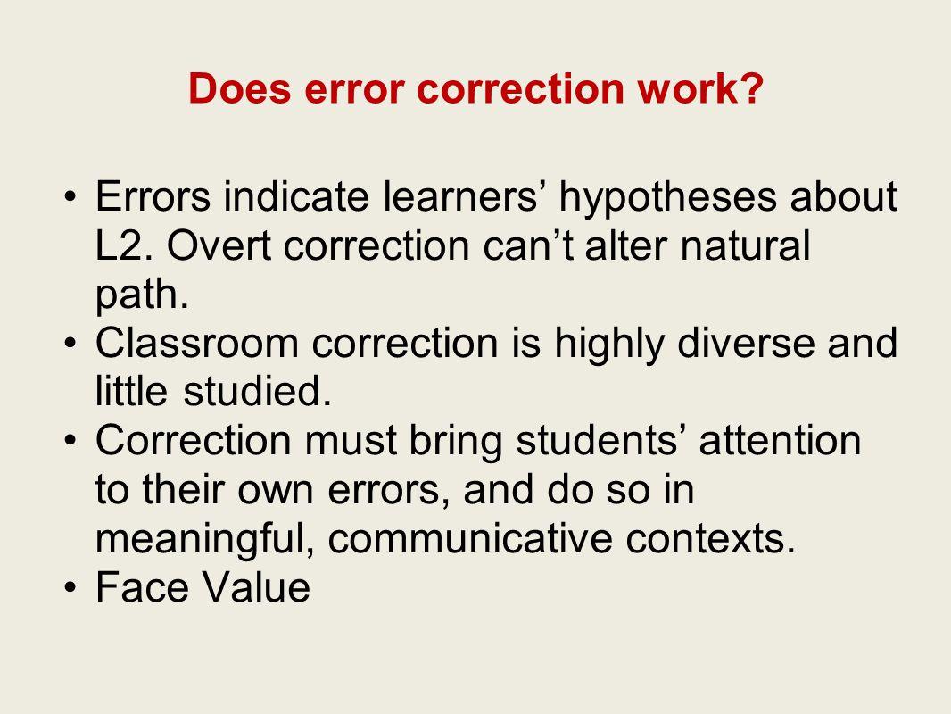 Role of explicit grammar instruction Pienemann et.