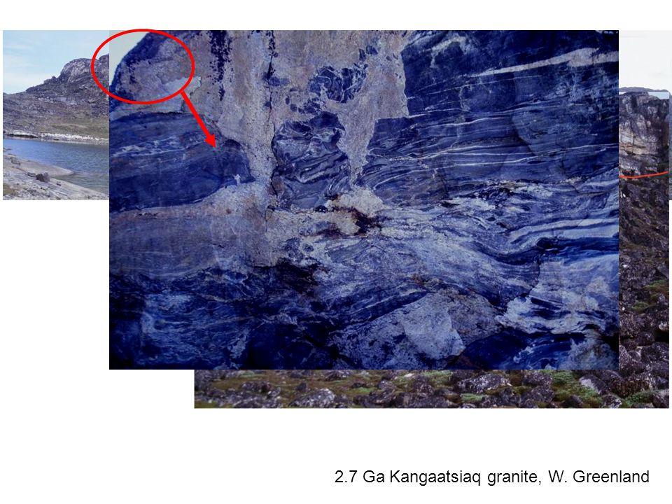 2.7 Ga Kangaatsiaq granite, W. Greenland