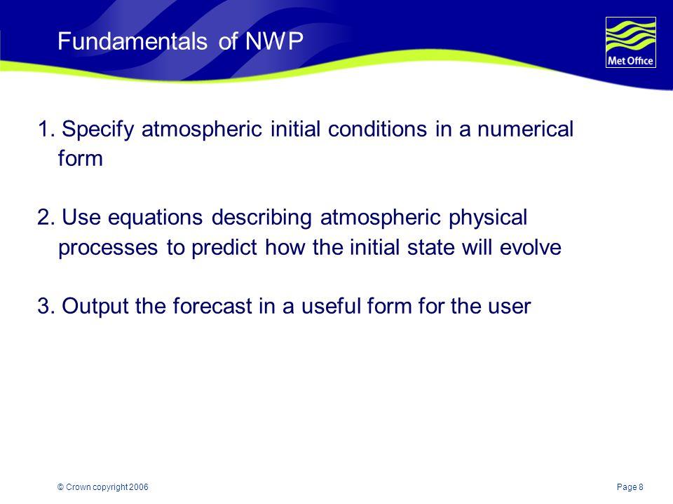 1. Describing the atmosphere