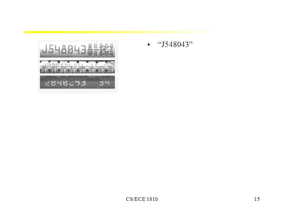 CS/ECE 181b15 J548043