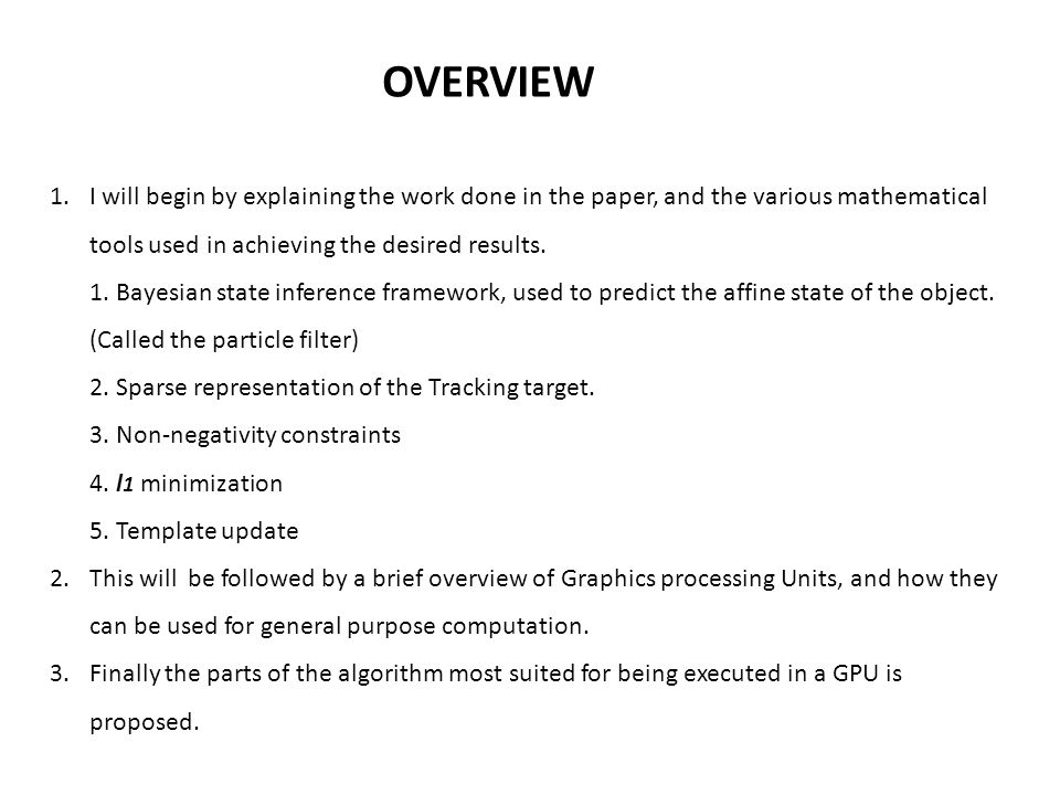 Optimization Convex Optimization – Interior point method The method uses the preconditioned conjugate gradients (PCG) algorithm to compute the search direction and the run time is determined by the product of the total number of PCG steps required over all iterations and the cost of a PCG step.