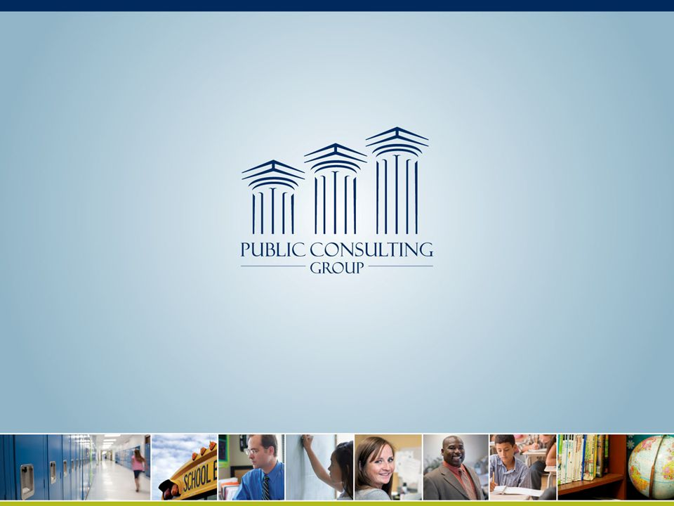 22 Public Consulting Group, Inc.
