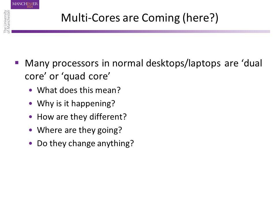 Intel Core i7 (Nehalem) 2 Simultaneous Multi-Threading per core
