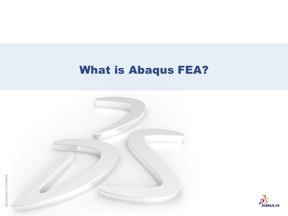 What is Abaqus FEA?