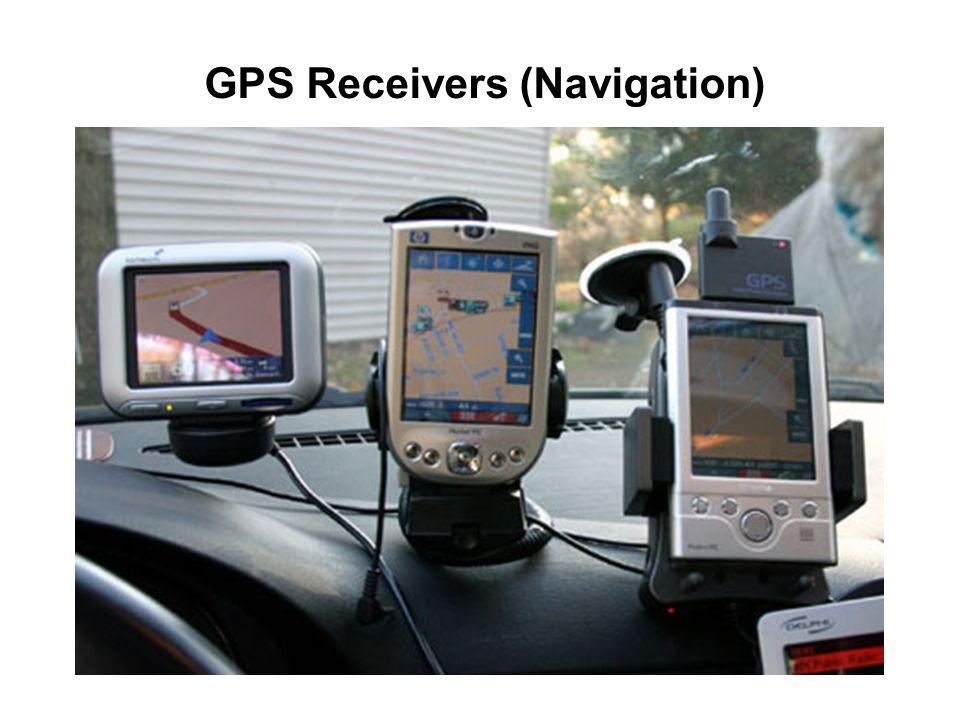GPS Receivers (Navigation)