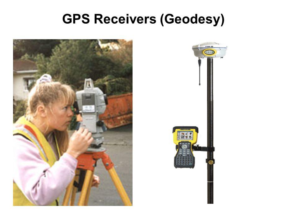 GPS Receivers (Geodesy)