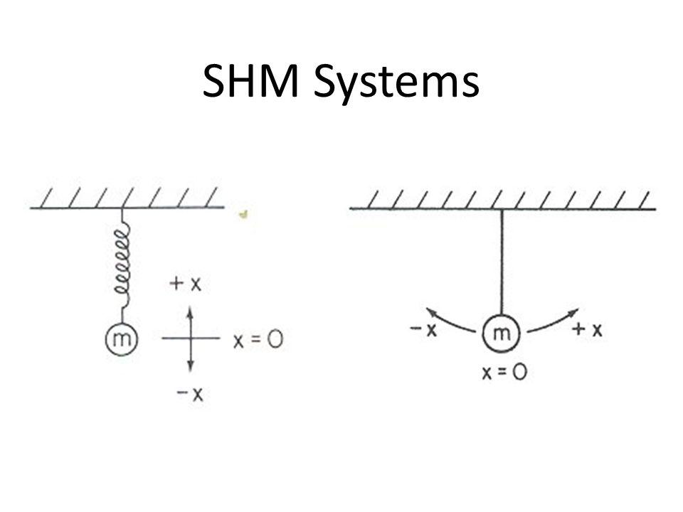 SHM Systems