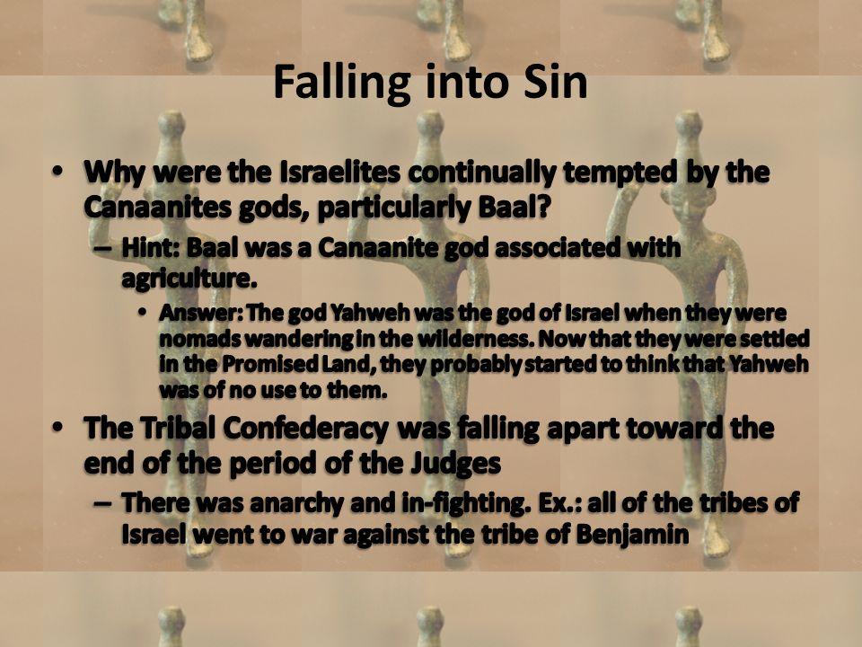 Falling into Sin