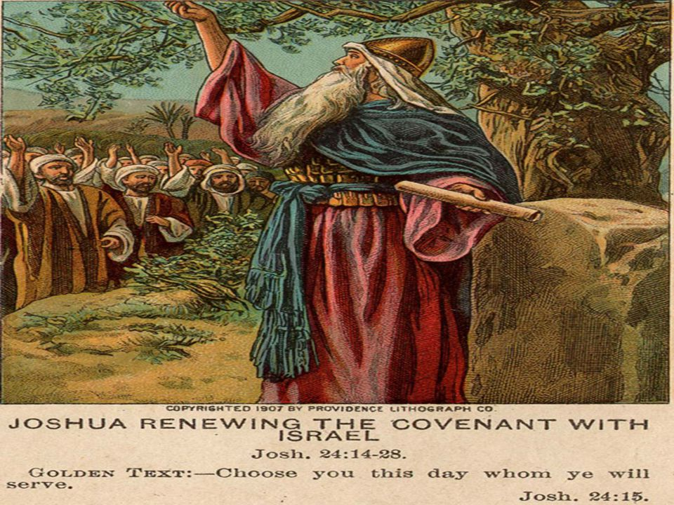 Tribal Confederacy The Tribal Confederacy was established in the book of Joshua.