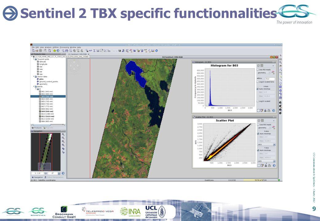 CS Communication & Systèmes – Charte 2012 30 Demonstration